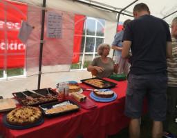 Kuchenbuffet Sommerfest 2016