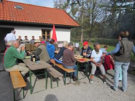Waldfest Glashütte 12.10.2014