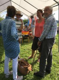 Besucher Sommerfest 2016